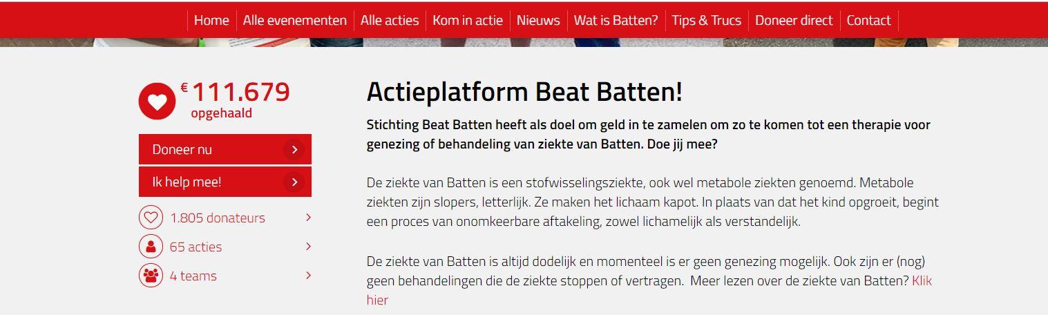 Actieplatform Batten
