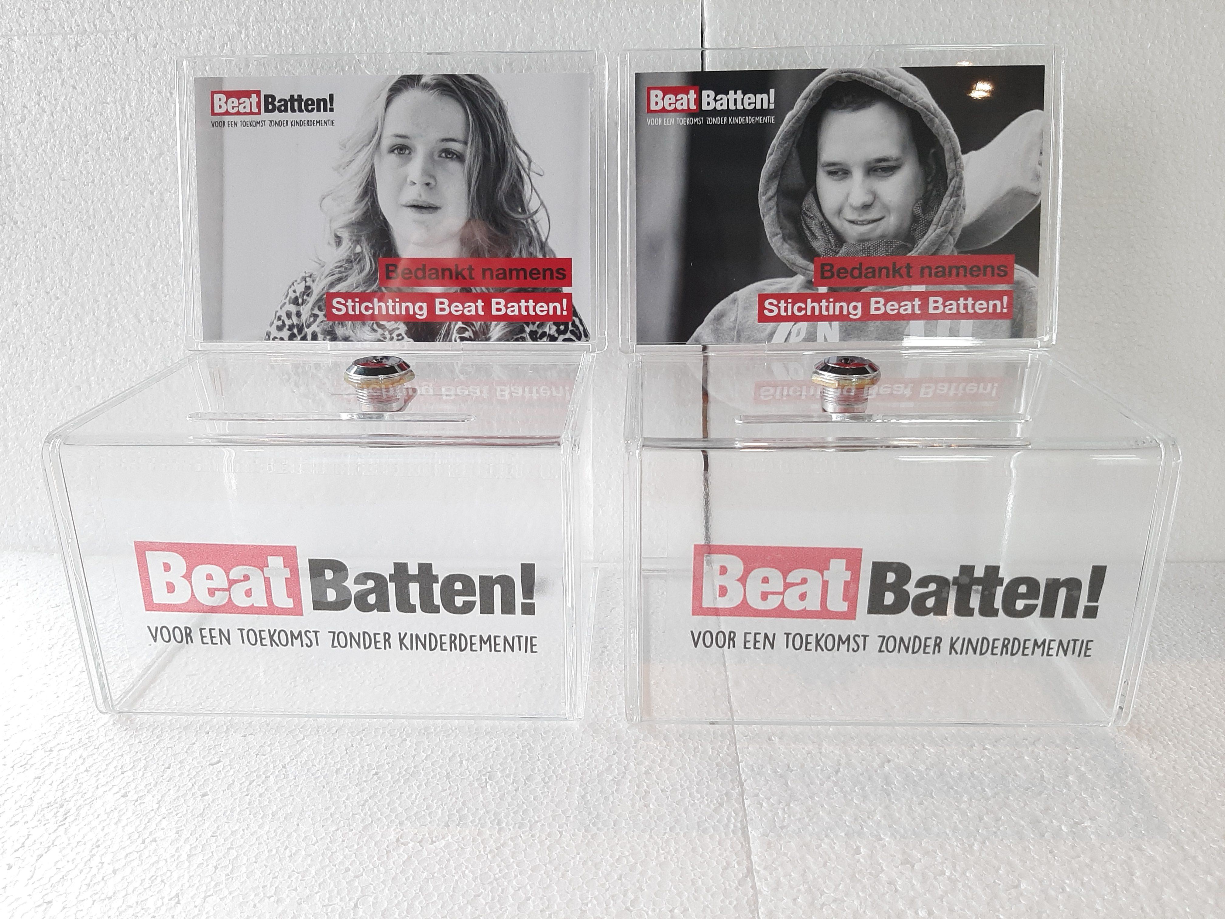 Donatiebox Beat Batten