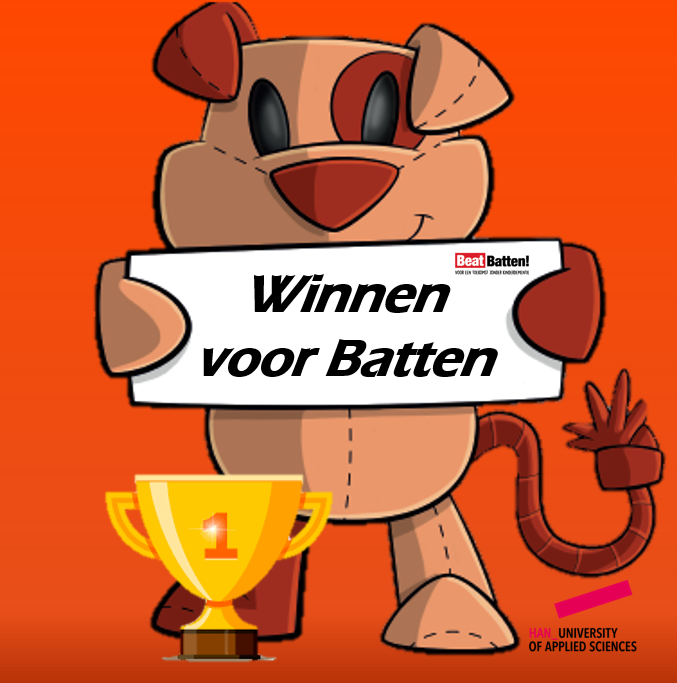 Winnen voor Batten