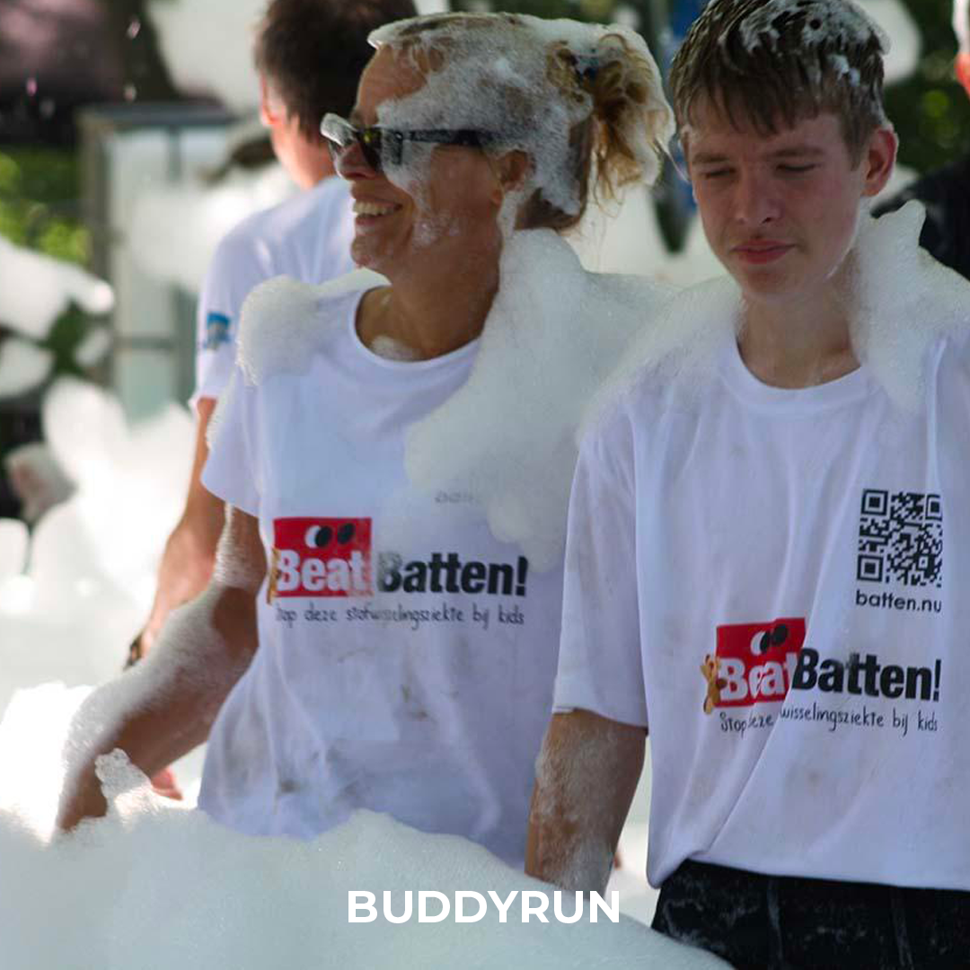 Buddy Obstacle Run in Zutphen